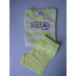 Pyžamo buddies žluté