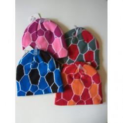 Čepice zimní Ydi barevná