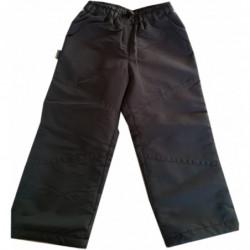 Kalhoty Fantom zateplené šedé