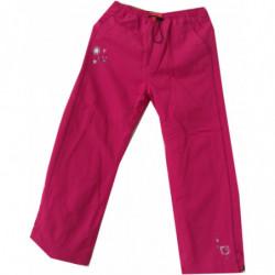 Kalhoty Kugo zateplené růžové