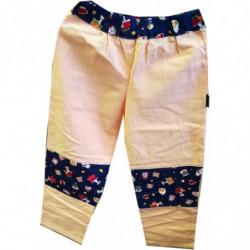 Kalhoty lehké plátěné...