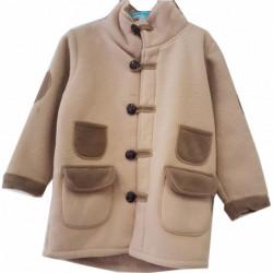 Kabátek flaušový Veselá...