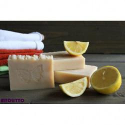 Citronové mýdlo na praní