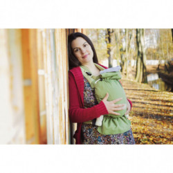 Nosítko Storchenwiege zelené