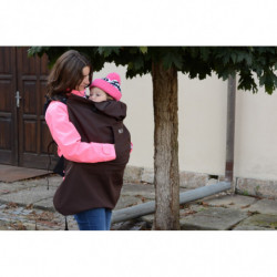 Body kojenecké kr.rukáv biobavlna béžové