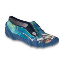 Batik blue - Kibi ergonomické nosítko