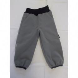 Kalhoty softshell s podšívkou