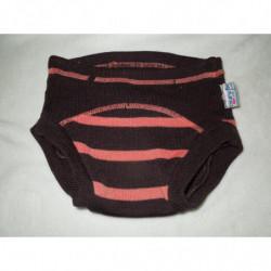 Svrchní kalhotky vlněné