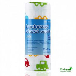 Bambusová dětská osuška