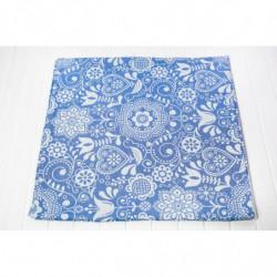 Rebozo Folk - modrý - šátek...
