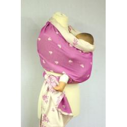 Levandule - šátek na nošení...