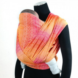 Ada Peach - šátek na nošení...