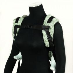DidyGo Jade - šátkové nosítko Didymos Onbuhimo na záda