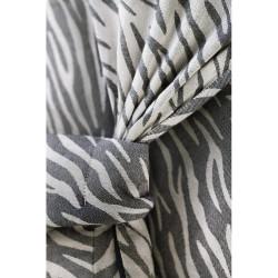 Vlny stříbrné - šátek na nošení dětí Didymos