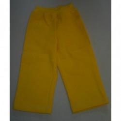 Bavlněné tepláky Farmers žlutá