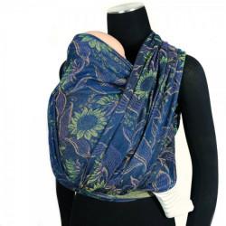 Sonnenblumen - šátek na...