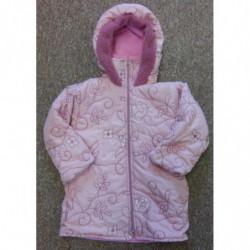 Zimní bunda Fantom růžová
